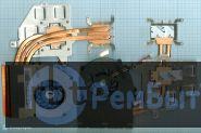 Вентилятор (кулер) для ноутбука VAIO VPC-F(дискретная видеокарта)