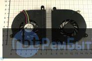 Вентилятор (кулер) для ноутбука HP EliteBook 8530W (Dual core CPU)