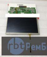Матрица, экран, дисплей AT070TN83 v.1 с сенсором (тачскрином)
